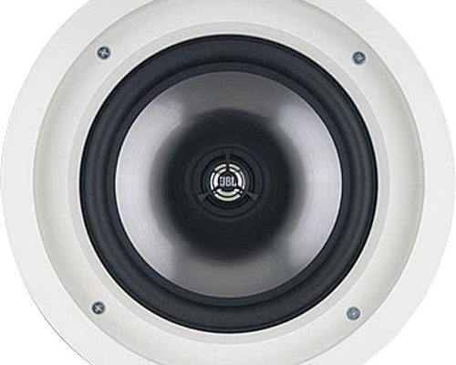 #5 JBL SP8CII 2-Way, Round 8-Inch In-Ceiling Speaker