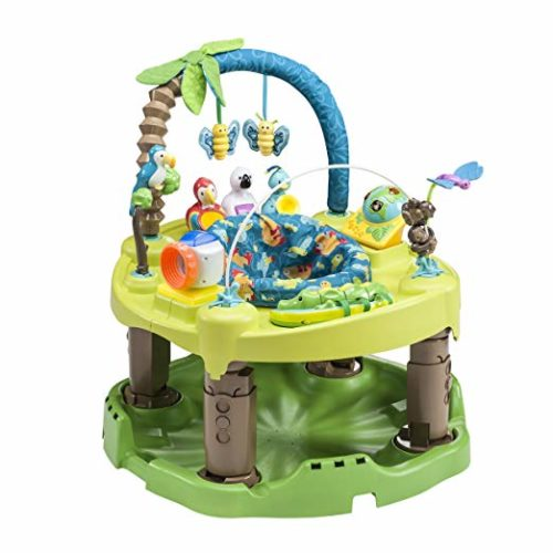 #6 Evenflo Exersaucer Triple Fun Active Learning Center