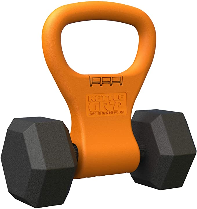 2. Kettle Gryp - Kettlebell Adjustable Portable Weight Grip