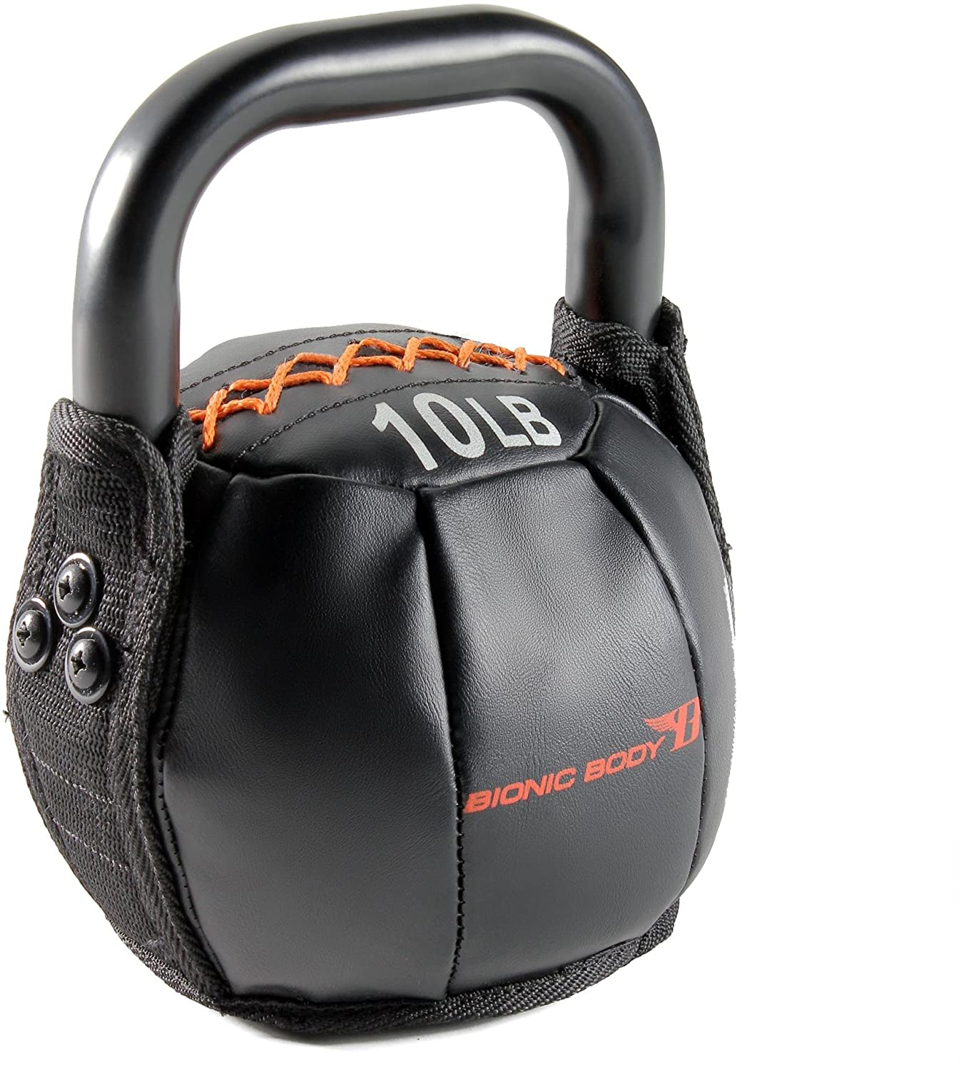 3.Bionic Body Soft Kettlebell with Handle
