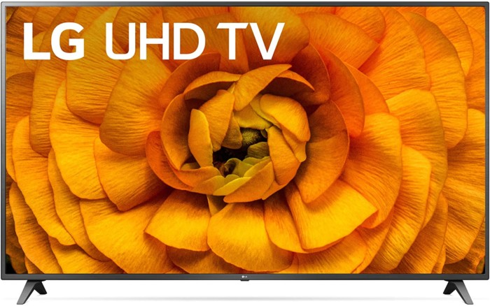#10. LG 4L 82 inch TV with Vision IQ