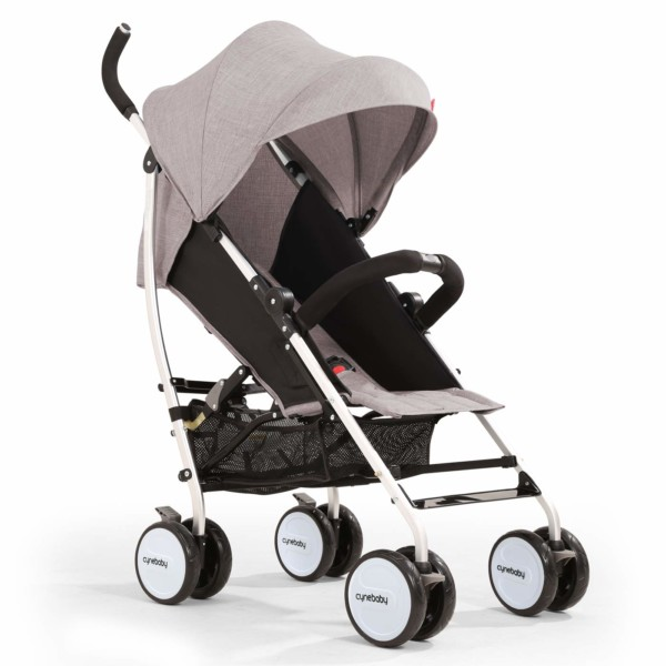 #4. Cynebaby multiple-position all-terrain stroller