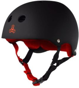 #6. Triple Eight Stink-proof Scooter Helmets