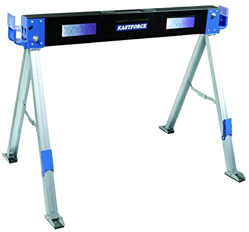 #7. Kastforce Sawhorse and Jobsite Table with Locking System
