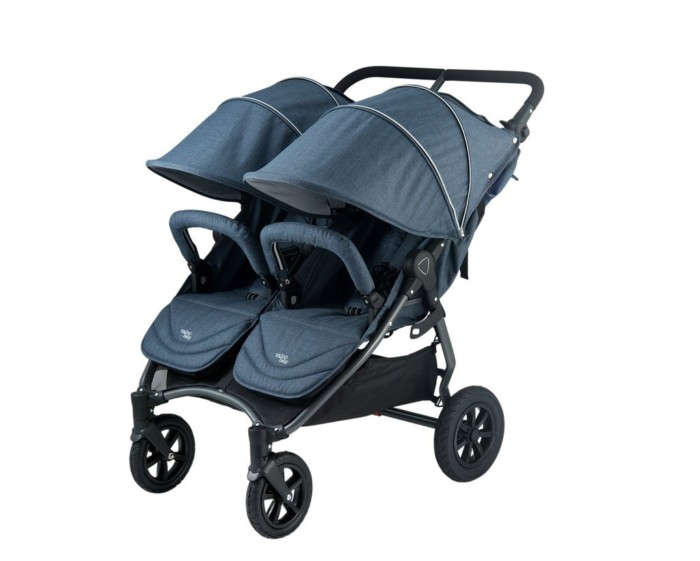 #8. Valco baby 5-point harness all-terrain stroller