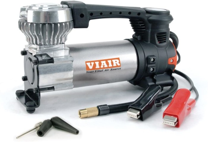 #2. VIAIR Compact Air Compressor