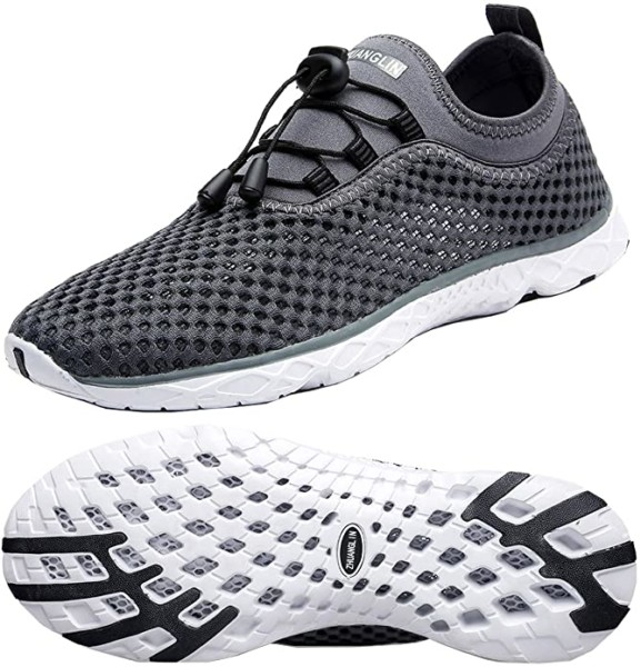 #3. Zhuanglin Non-slip Men's Water Shoes