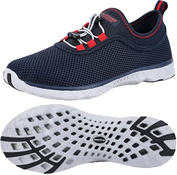 #4. Aleader Quick-drying Men's Water Shoes